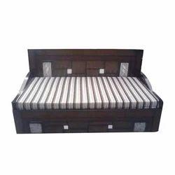 Wooden Sofa Cum Bed At Rs 23500 Piece Rajajipuram Lucknow Id