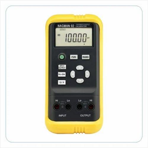 Nagman Thermocouple Calibrator, Nagman 02, For Industrial ...