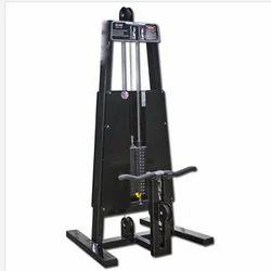 Standing Bicep Machine