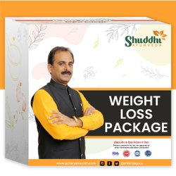 Unisex Shuddhi Weight Loss Package