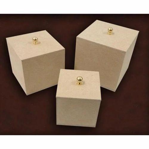 A Set Of 3 Beautiful Nesting Boxes