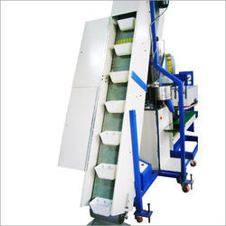 In Feed Conveyor (bucket Type)