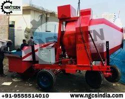 NextGen Mobile Concrete Batching Plant