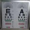 ASF Snellen Vision Chart LED