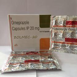 Omeprazole Capsules 20mg
