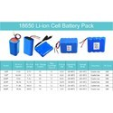 18650 Li-ion Cell Battery Pack