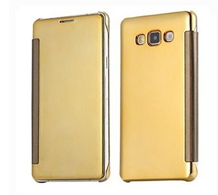 on sale d7659 b91da Flip Smart Cover Case For Samsung Galaxy A8