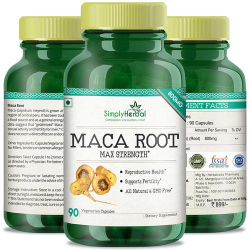 Maca Root Max Strength