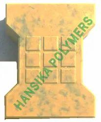 I Shape 9 Box Paver Moulds