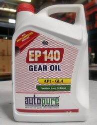 Autopure EP 140 GL4 Gear/Crown Oil