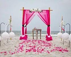 Beach Weddings Management Service