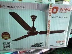 Orient Electric Ceiling Fan Peak Air, Fan Speed: 320 Rpm, Power: 220 V