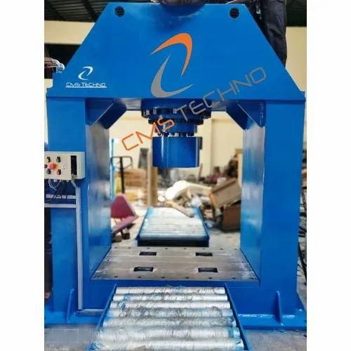 500 Ton H Frame Hydraulic Press