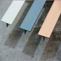 Decorative Stainless Steel Profile T, U & L Construction