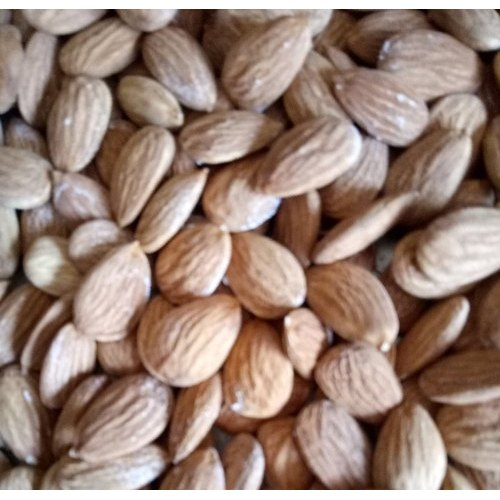 Brahma Organic American Almond Nuts, Packaging: Packet