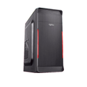 Qubis Assembled Desktop Pc With Core 2 Duo, 2.9 Ghz, 4 Gb Ddr2 Ram, 500 Gb Hdd, 2 Gb Nvidia Gt710