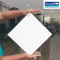 White Terrace Tiles - Rocotile