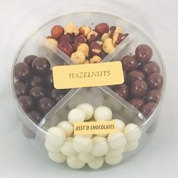 Hazelnuts Nutty Chocolates Pack