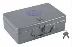 Aluminum Box with Lock Cash Box