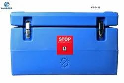 22.5 Litre Cold Box CB - 503 L with 50 ice packs