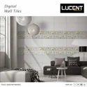 Glossy Lucent Matt Wall Tile, Size: 20 X 60 Cm