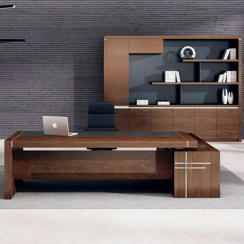 Best Home Office Furniture Brands: Modular Director Table At Rs 25000 /unit
