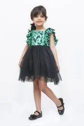 Girls Party Wear Frocks, Size: 1-6yrs