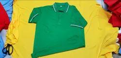 Green T-Shirt School Uniform