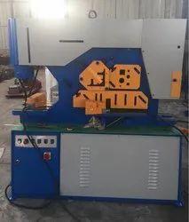 Hydraulic Iron Worker 75 Ton