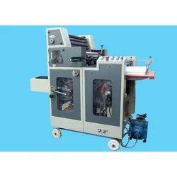 Plastic D Cut Bag Printing Machine