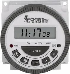 Frontier 4 Pin Digital Timer Programmable Controller