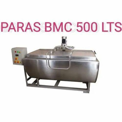 Paras BMC 500 Liter Milk Chiller for Storing Milk