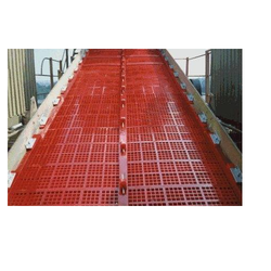 Softex Red Polyurethane Screens
