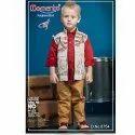 Momento Fashion 1 To 10 Year(available) Boys Designer Jacket Set