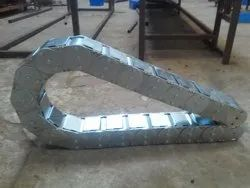 Cable Drag Chain Metallic Enclosed