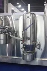 Lab Fluid Bed Dryer/Processor (FBD/FBP)