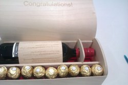 Wooden Flex Wine Cylinders & Boxes