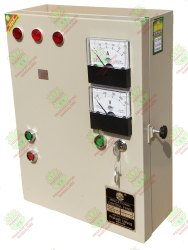 Electric Three Phase Stardelta Control Panel (PCH), For Submersible Pump, For Motor Starter