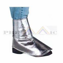 Aluminised Legging Spats