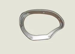 603 Handle Silver