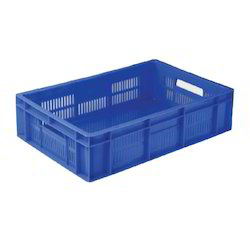Automobile Solid Box Crate, Capacity: 22 Liter