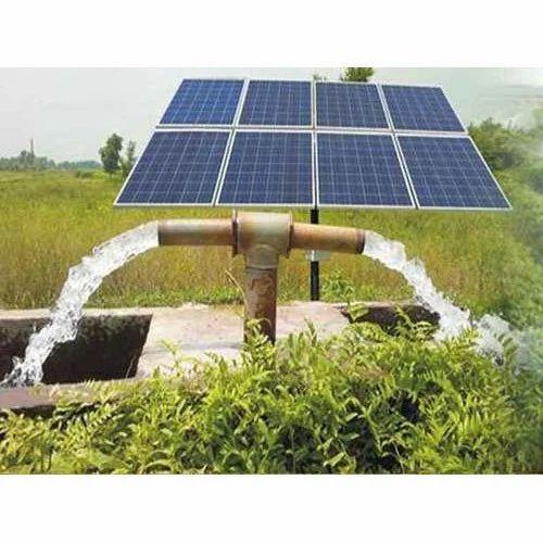 Agriculture Solar Pump 3hp 25hp Rs 275 Kilowatt Vuv