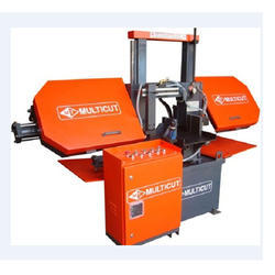 Multicut Bandsaw Machine