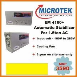 1.5 Ton Air Conditioner Single Phase Automatic Voltage Stabilizer, Wall Mounting