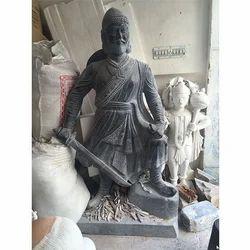 Maharana Pratap Marble Statue