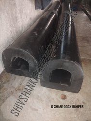 D Type Long Rubber Fenders