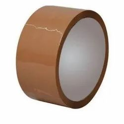 Brown PVC Packaging Tape, Thickness: 40-60 Micron
