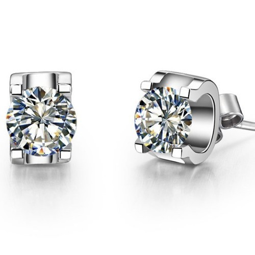 Beautiful Diamonds Stud Earring