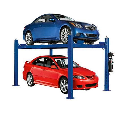 Car Parking Equipments Two Post Car Parking Lift Manufacturer From