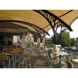 Cafeteria PVC Tensile Structure